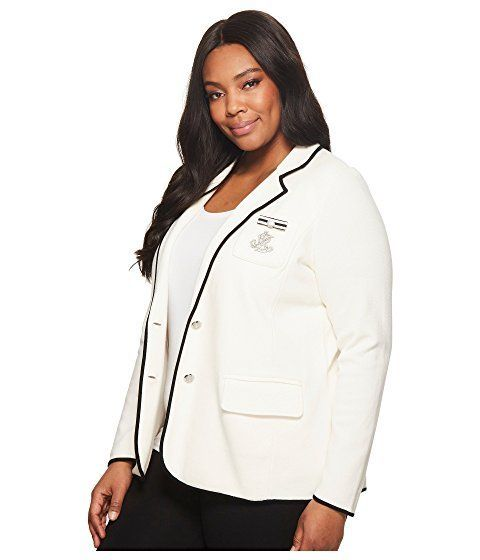 25247ca8f1c0 20 Flattering Blazers That Will Fit Over Big Busts