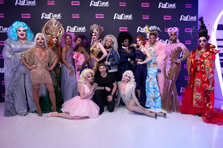The Cast Of Rupaul S Drag Race