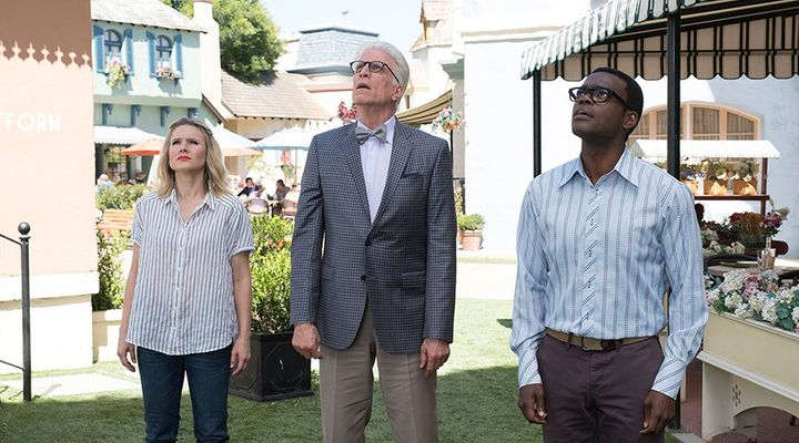 """The Good Place"" on Netflix"