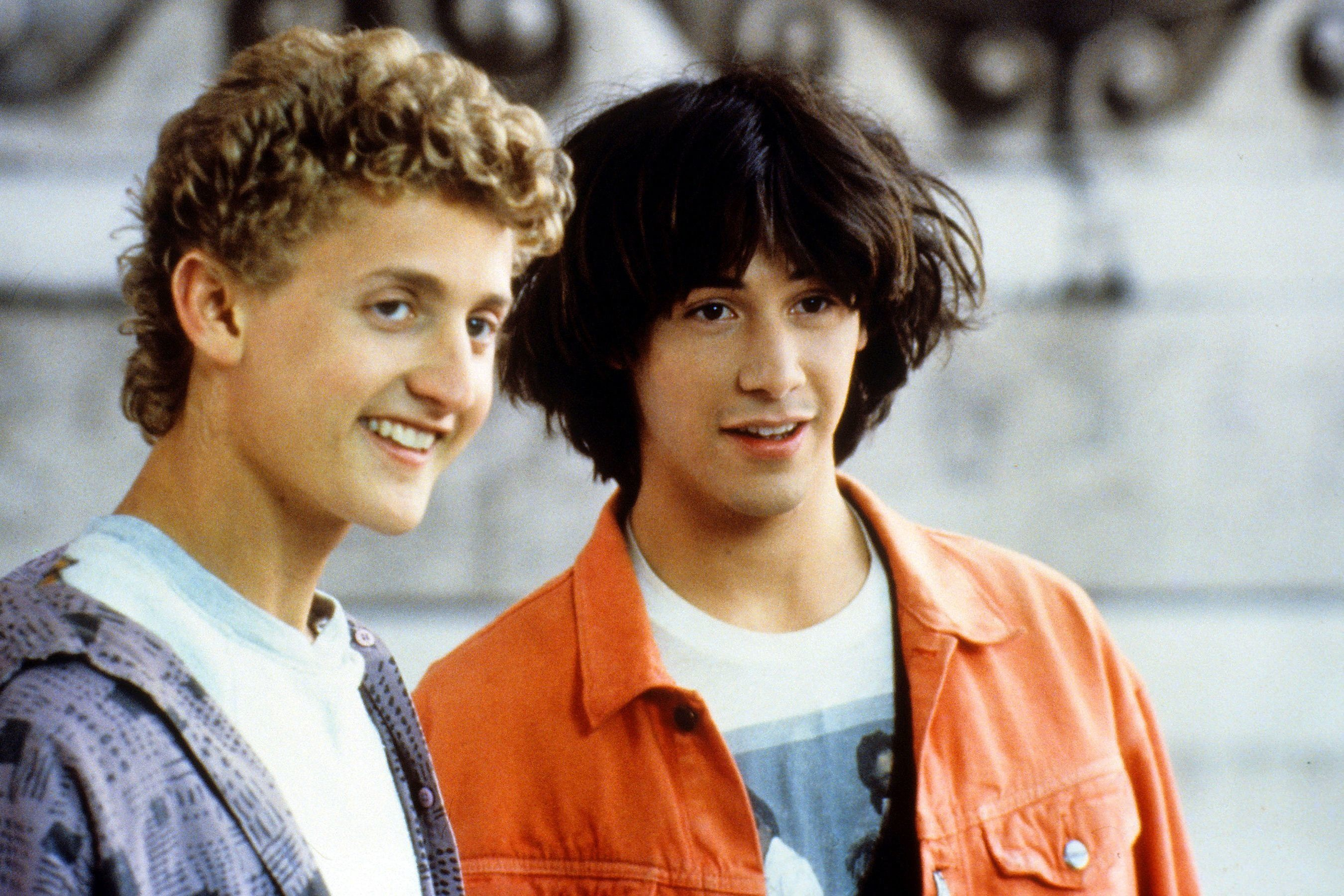 Keanu Reeves And Alex Winter Are Coming Back For 'Bill &Ted 3'