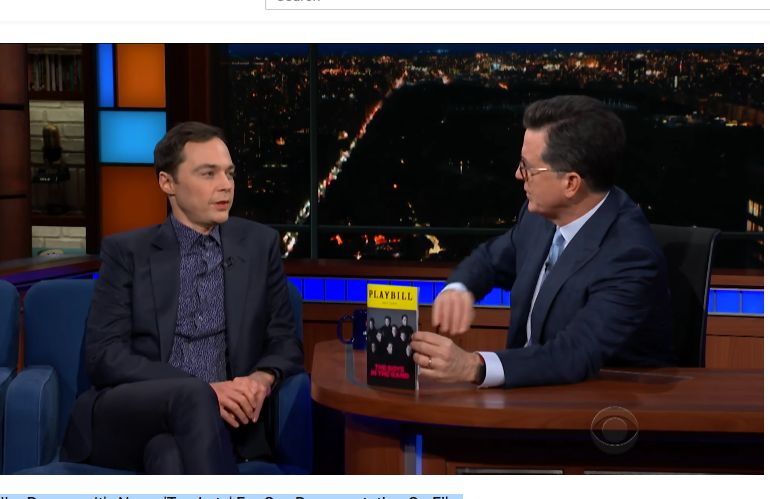 Jim Parsons: Yes, We Still Need More Queer Stories Onscreen