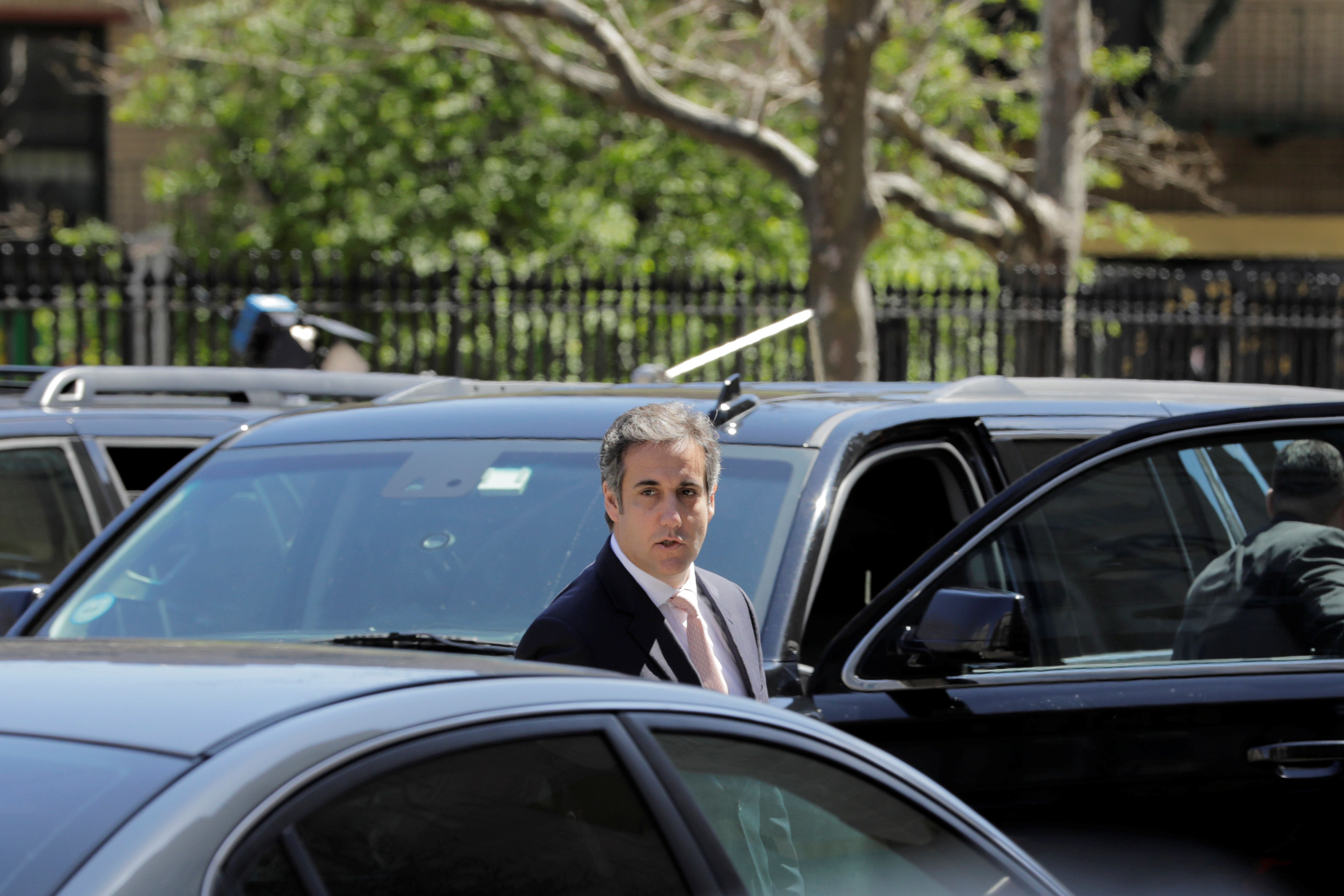 Reports: Michael Cohen Accepted $500,000 From Firm Tied To Russian Oligarch