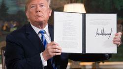 트럼프의 이란 핵협정 탈퇴가 북한에 보내는 메시지