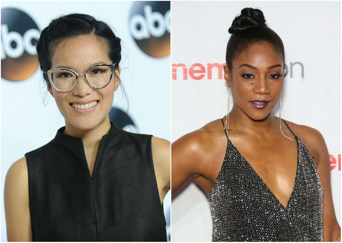 Fierce Queens Ali Wong and Tiffany Haddish To Star In Netflix Animated