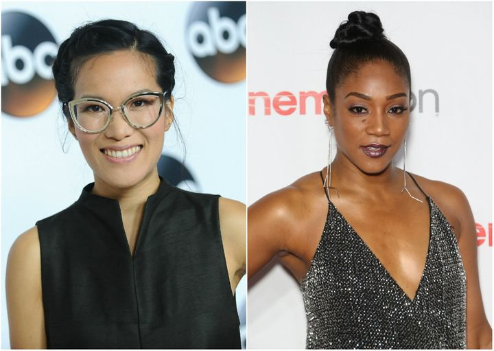 "Comedians Ali Wong and Tiffany Haddish will portray two ""bird women"" who live in the same apartment building in """