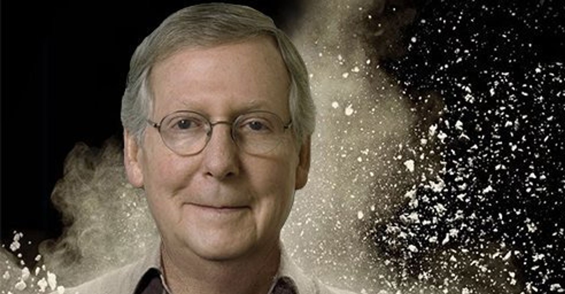 Mitch McConnell Mocks Blankenship On Twitter With A Big ...