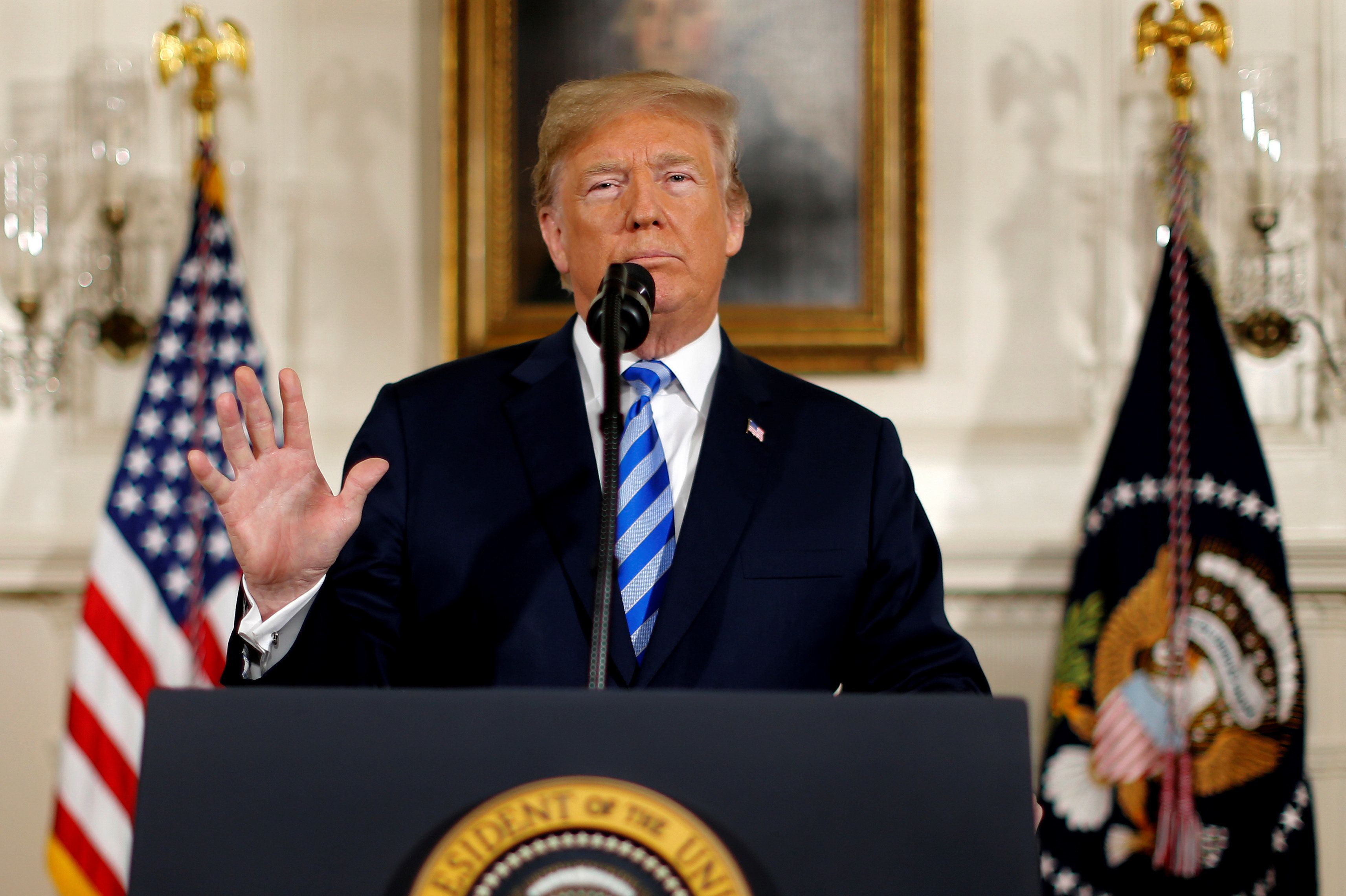 트럼프가 탈퇴를 선언한 '이란 핵협정'에 대해 알아야 할 사실들