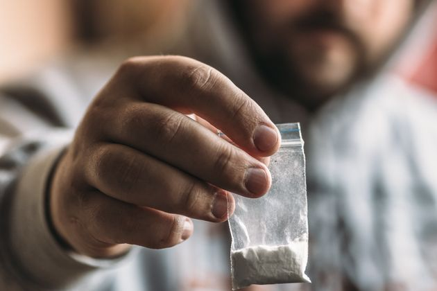 More than a third of Britons who admit to taking cocaine say deliveries can be as quick as half an
