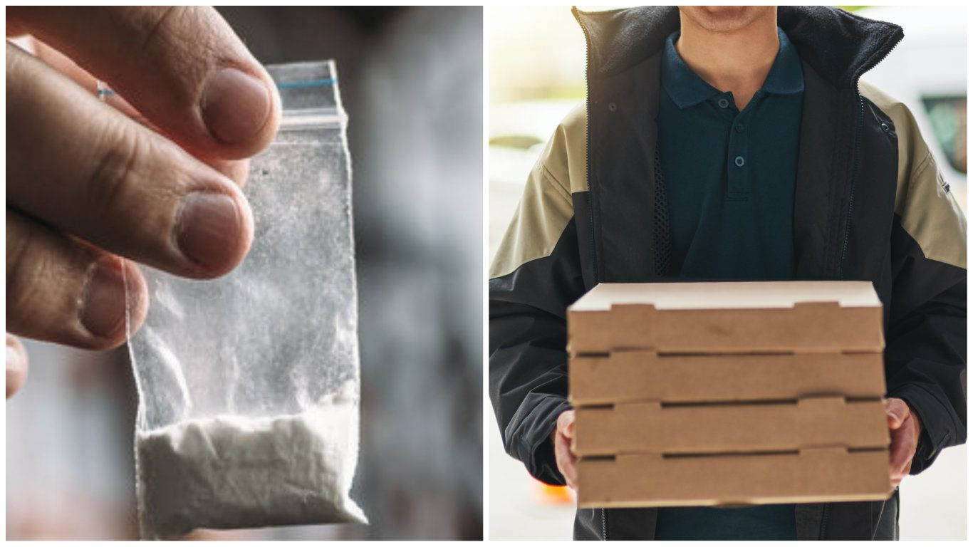 Third Of Brit Cocaine Users Admit Deliveries Are 'Quicker Than Takeaway