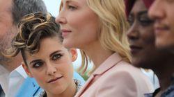 Au Festival de Cannes 2018, les regards de Kristen Stewart à Cate Blanchett font fantasmer ses
