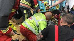 3-Year-Old Girl Freed After Getting Hands Trapped In Matalan Toy Vending