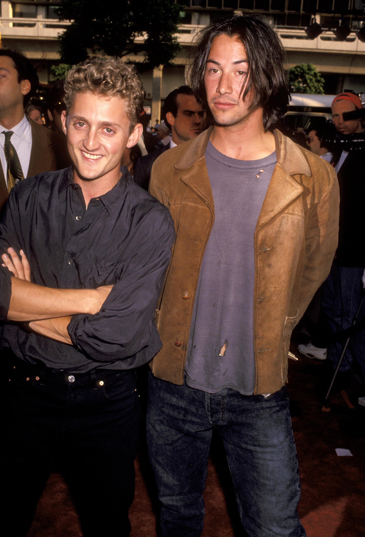 Ο Bill και ο Ted ξανά μαζί: Ο Keanu Reeves και ο Alex Winter υπέγραψαν για την τρίτη ταινία