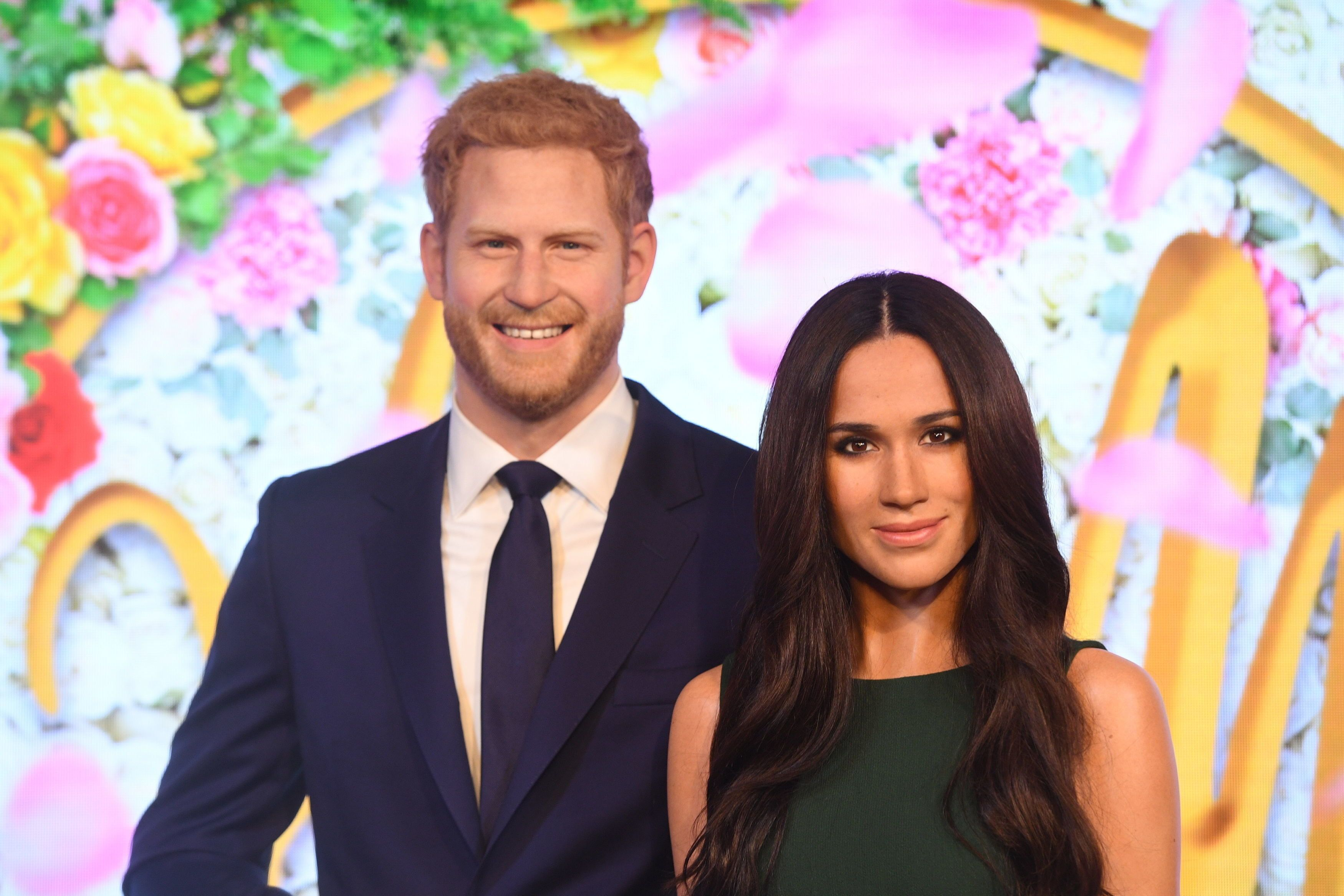 People Are Surprisingly Impressed With Madame Tussaud's Harry And Meghan