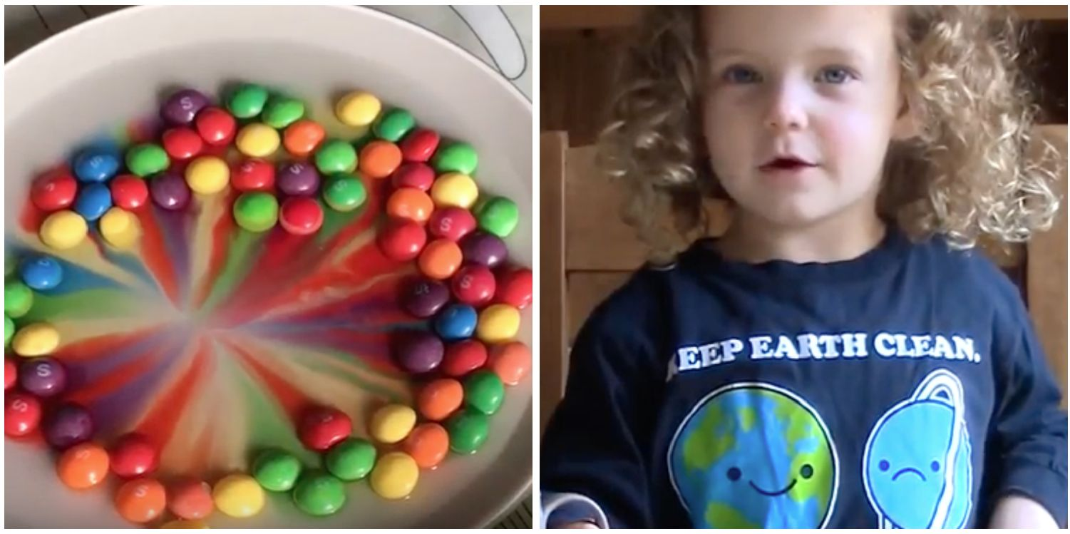 This 3-Year-Old Wants To Inspire Girls With Her YouTube Science
