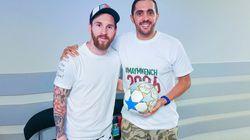 Mondial 2026: Saad Abid partage une vidéo virale de sa rencontre avec Lionel Messi