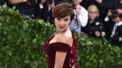 스칼렛 요한슨의 2018 멧 갈라 드레스가 논란에 휩싸인