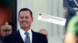 Kaum eine Woche im Amt: US-Botschafter in Berlin steht wegen eines Tweets in der Kritik