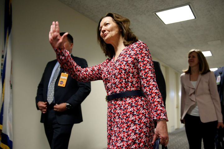 A group of former ambassadors who oppose the nomination of Gina Haspel to be director of the CIA wrote to senators ahead