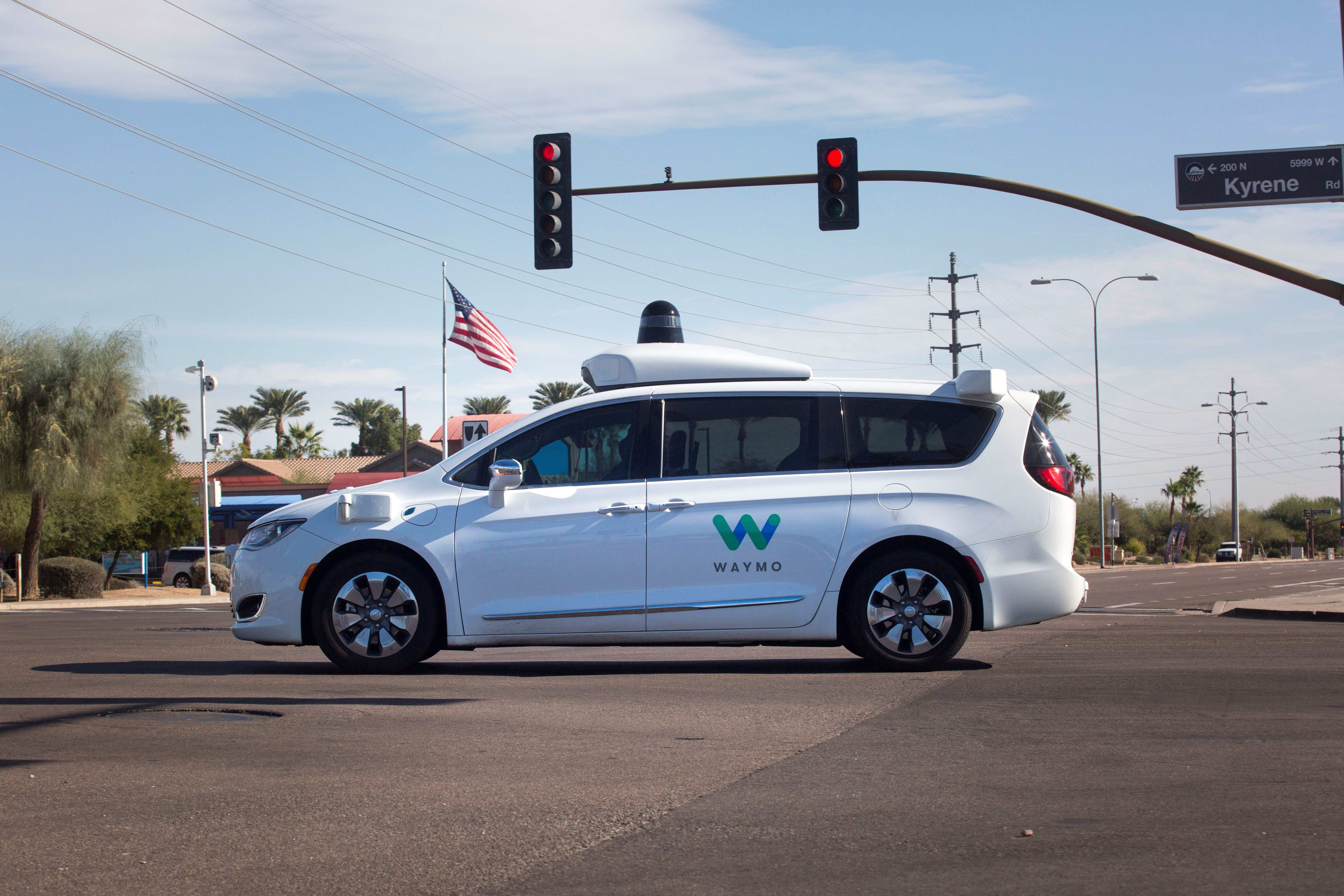Waymo Will Launch The First Truly Self-Driving Taxi Service This
