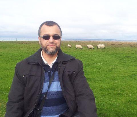 Dr Semir Bechir Suheil Gaouar, chercheur en génétique moléculaire. Université...