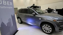 La voiture autonome d'Uber aurait bien vu le piéton avant de l'écraser, mais l'aurait