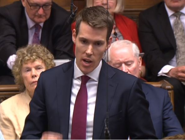 Labour MP Matthew Pennycook during