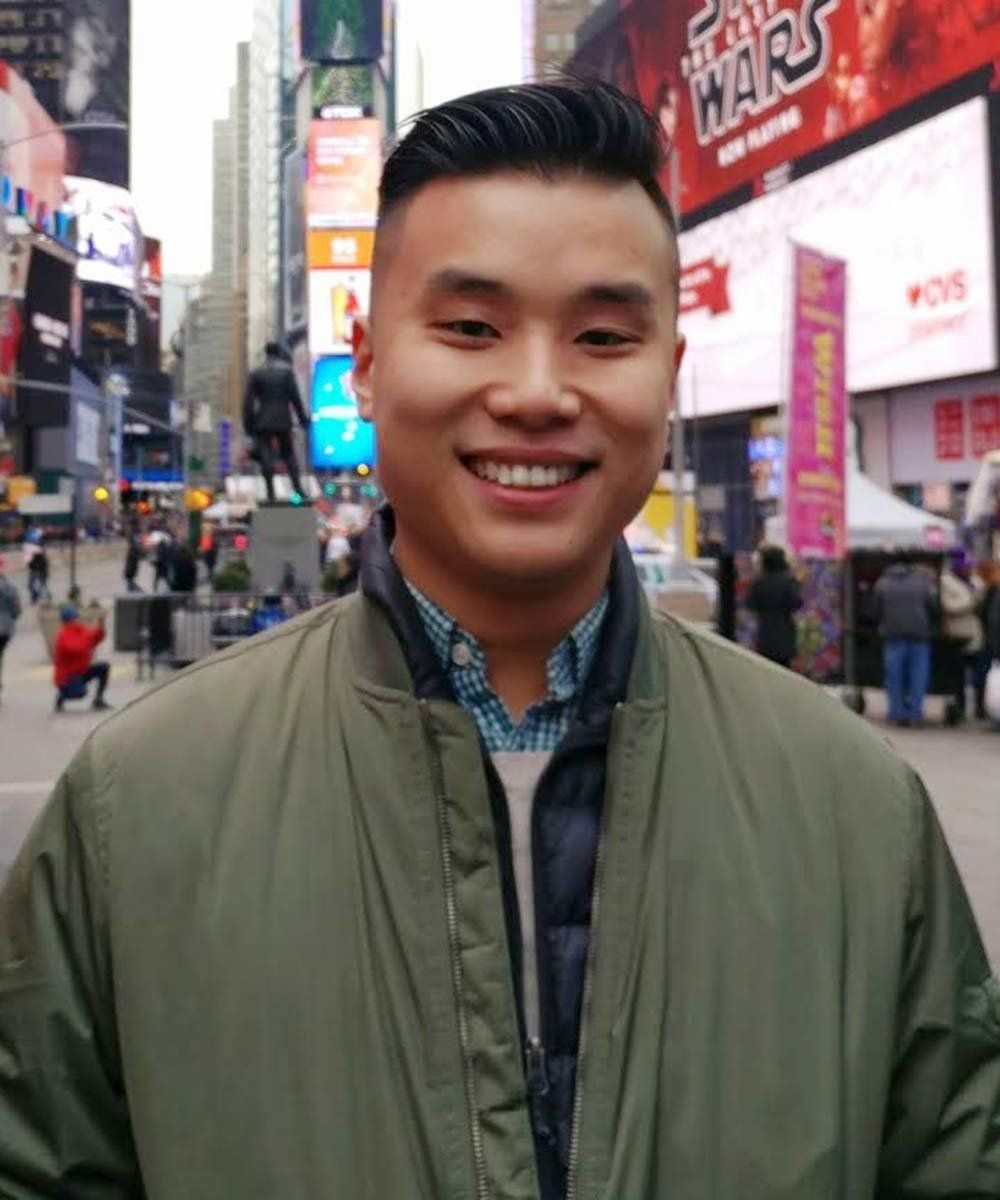 men gay Asian american