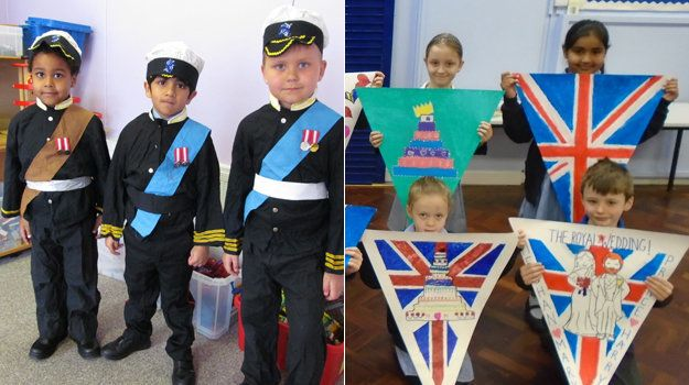 This Is How Six-Year-Olds In Windsor Are Preparing For The Royal