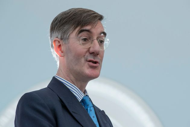 Jacob Rees-Mogg said freedom of the press should be