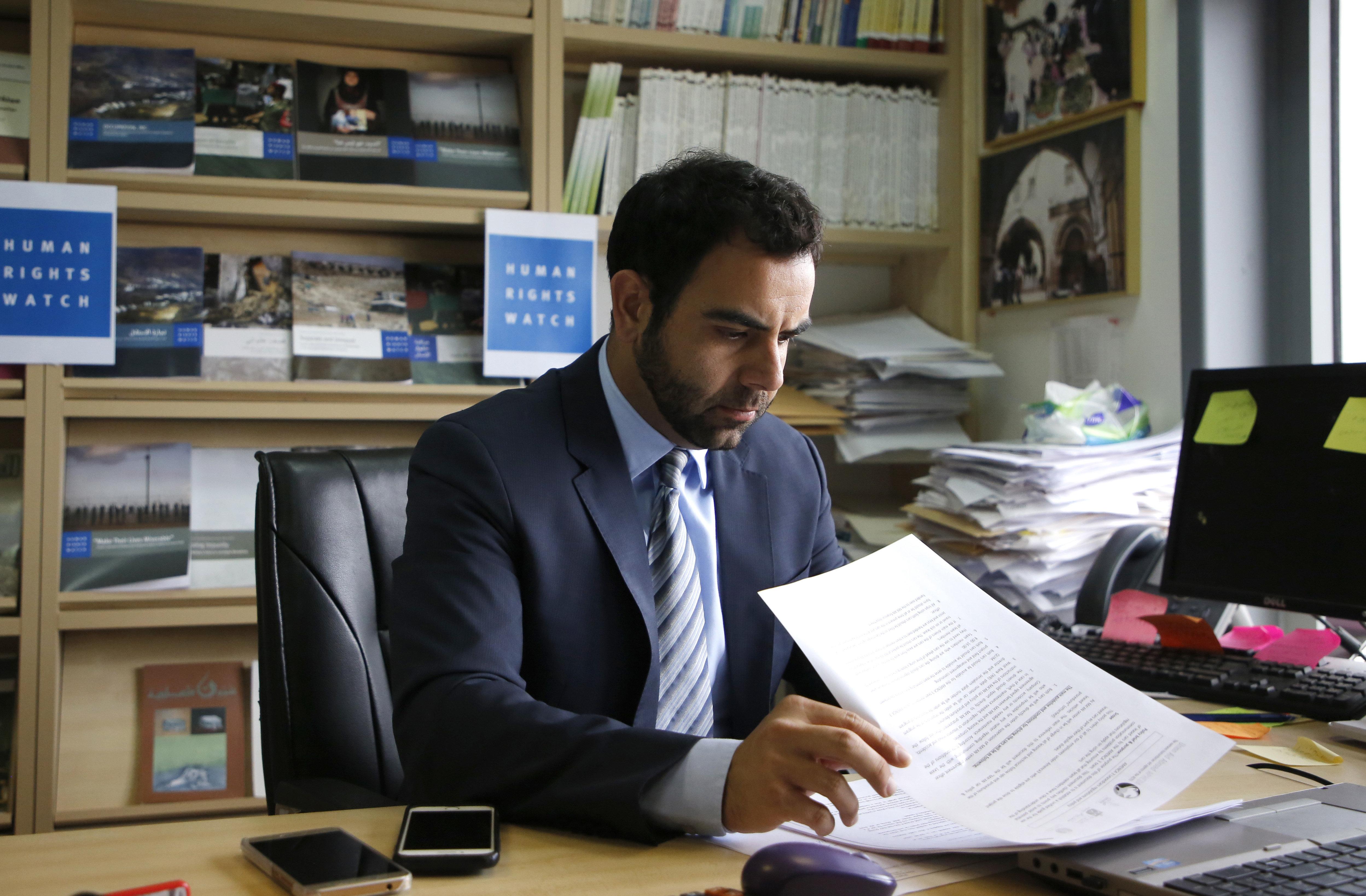 Israël accuse le directeur de HRW de soutenir le BDS et lui donne 14 jours pour quitter le