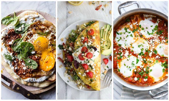 38 Easy Ways To Eat Eggs For Dinner Huffpost Life