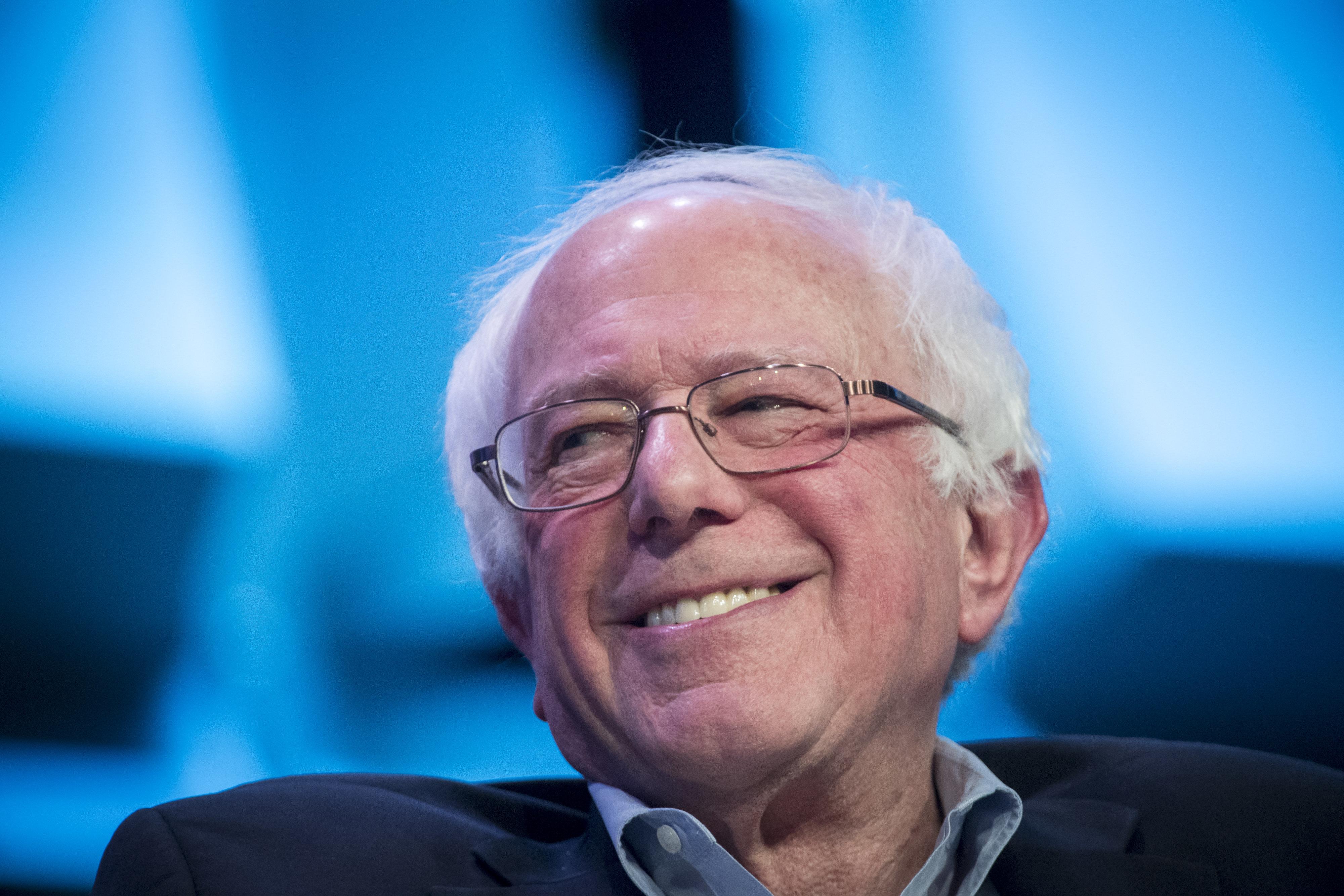Bernie Sanders Has A Plan To Revive Labor Unions