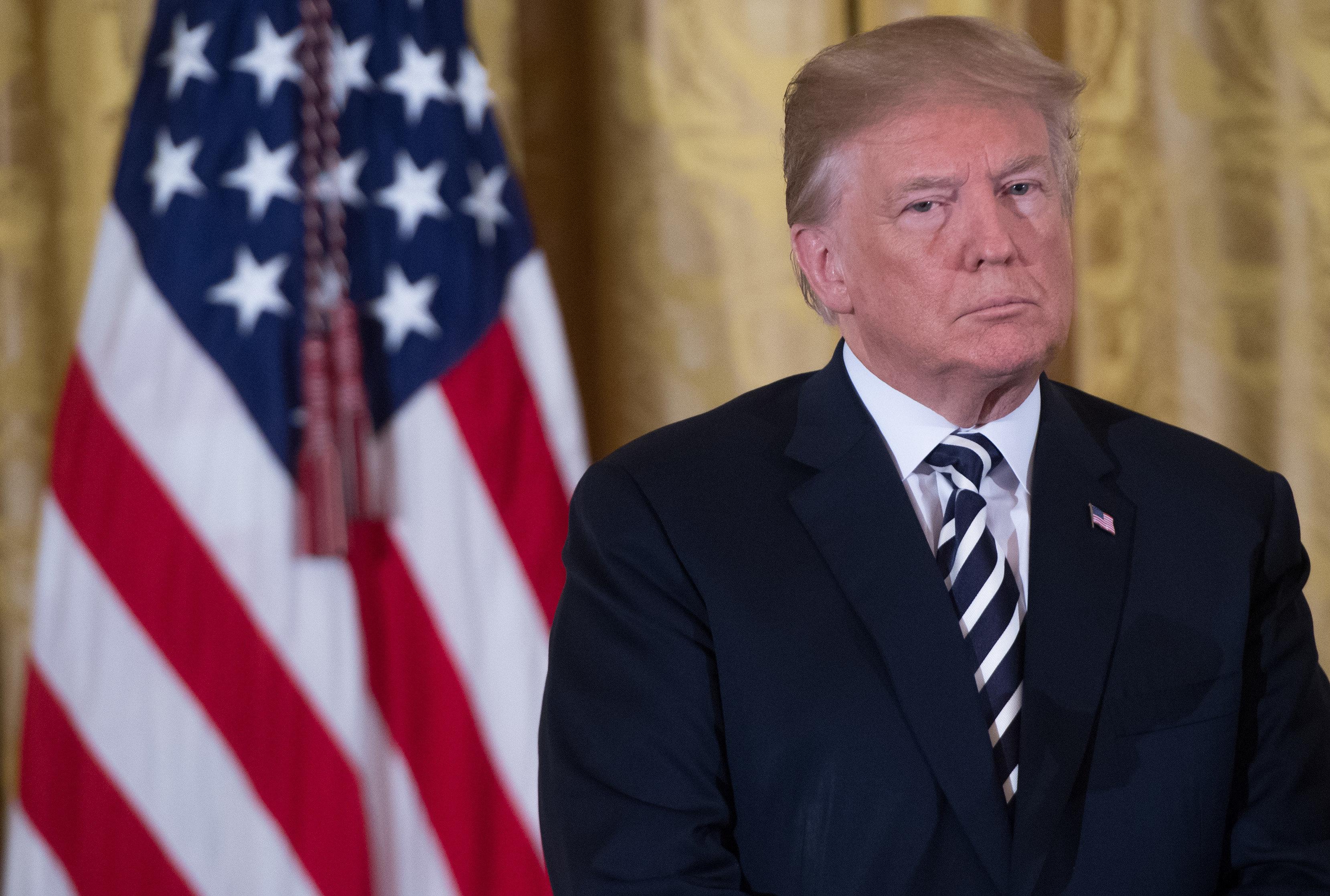 Τραμπ: Νέες κυρώσεις εις βάρος του