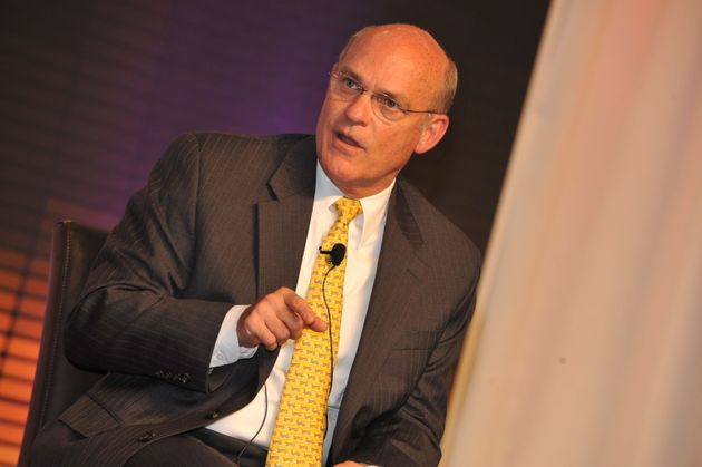 Rear Adm. Tim Ziemer attends a conference in Atlantain 2011. He is leavinghis National Security...