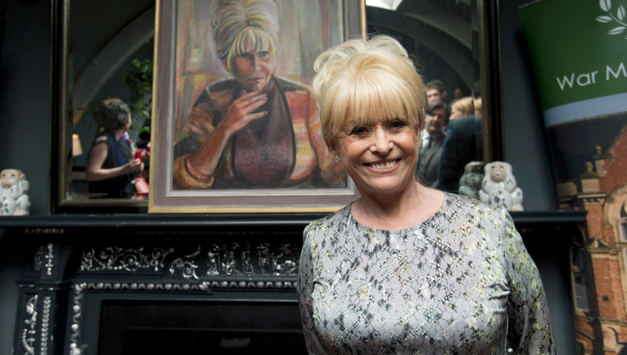 Barbara Windsor diagnosed with Alzheimer's at 80