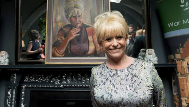 Dame Barbara Windsor has been diagnosed with