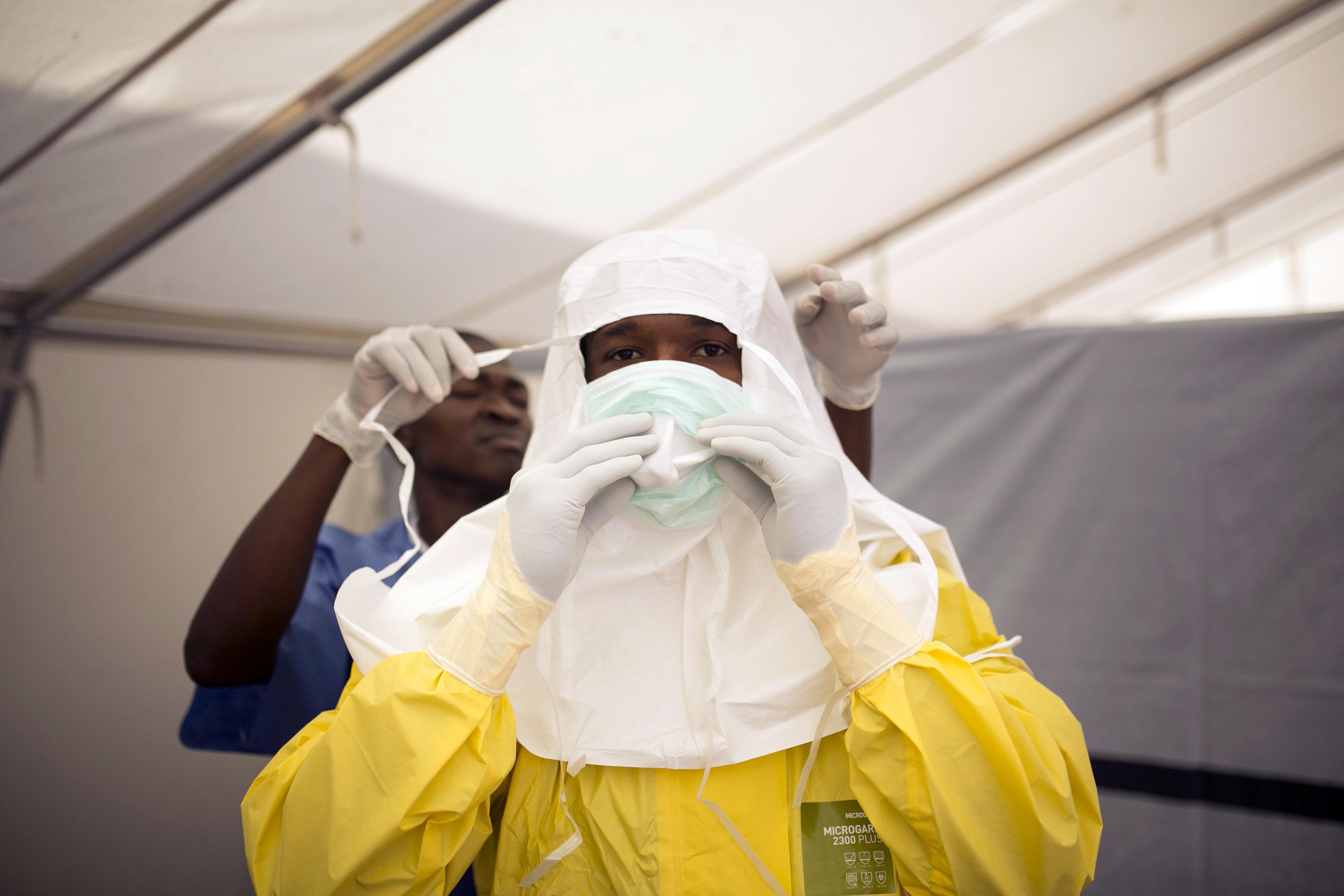 Νέα επιδημία Έμπολα στην Λαϊκή Δημοκρατία του Κονγκό. Έκτακτα μέτρα από τις γείτονες