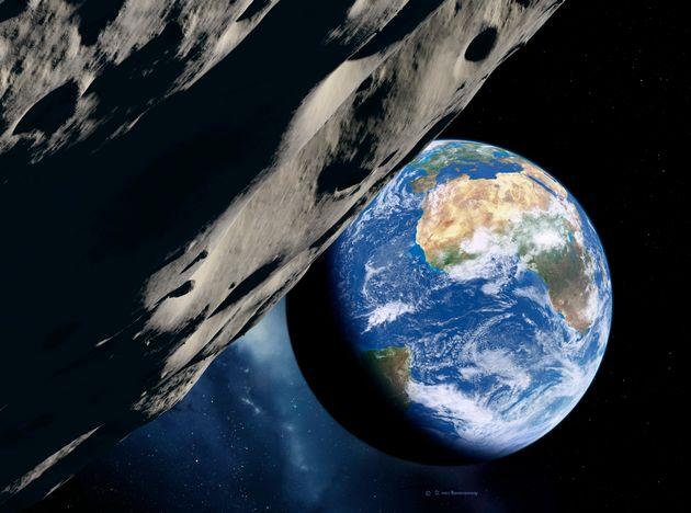 Ανακαλύφθηκε ο πρώτος «εξόριστος» αστεροειδής από άνθρακα, διαμέτρου 300
