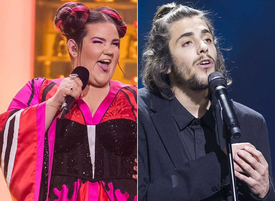 Israeli Eurovision Entrant Netta Brushes Off Reigning Champ Salvador Sobral's 'Horrible'