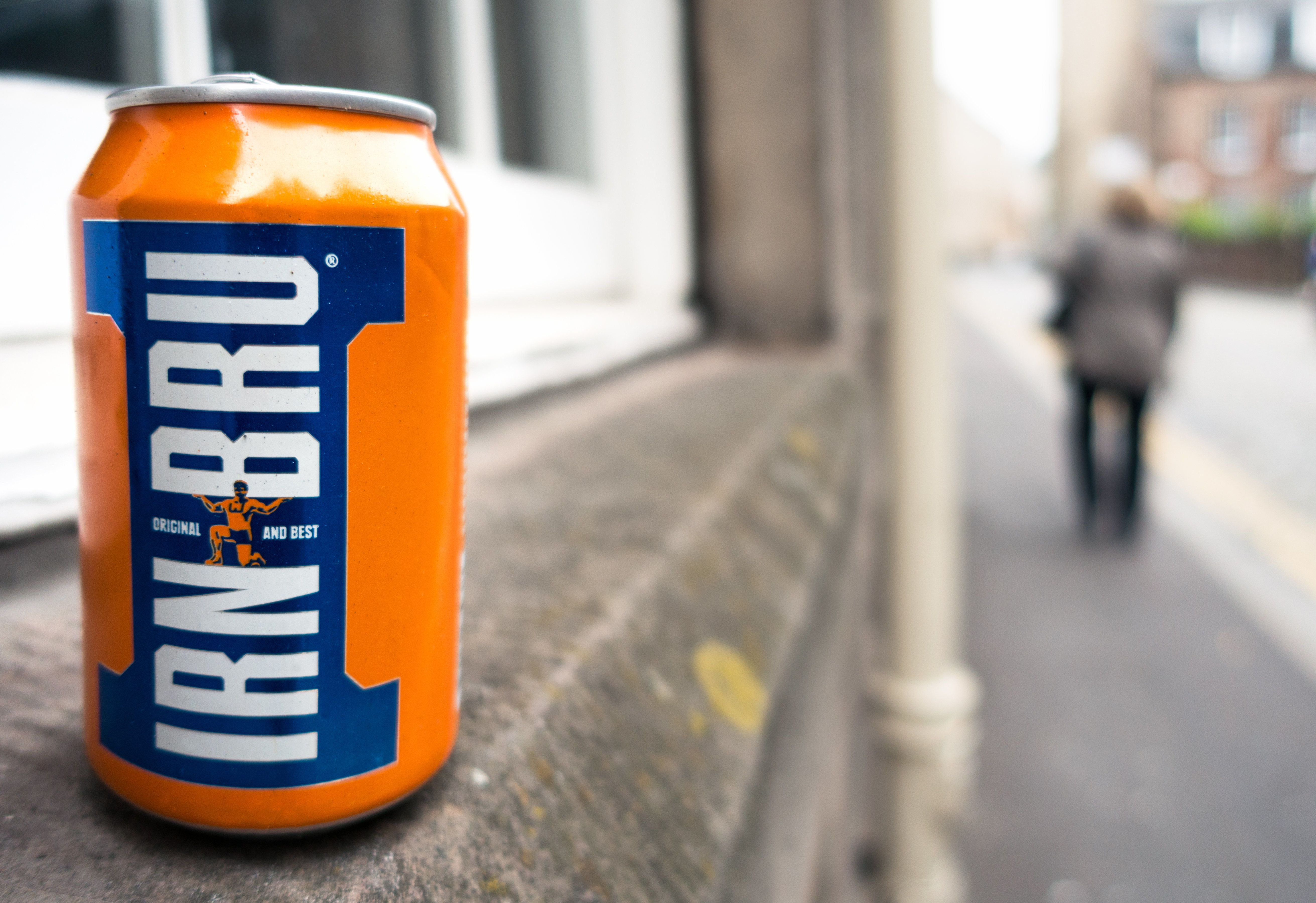 Trump Accused Of 'Declaring War' On Scotland After Banning Irn-Bru From Turnberry Golf