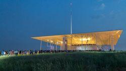 Αρχιτεκτονική βράβευση από το RIBA για το Κέντρο Πολιτισμού Ίδρυμα Σταύρος