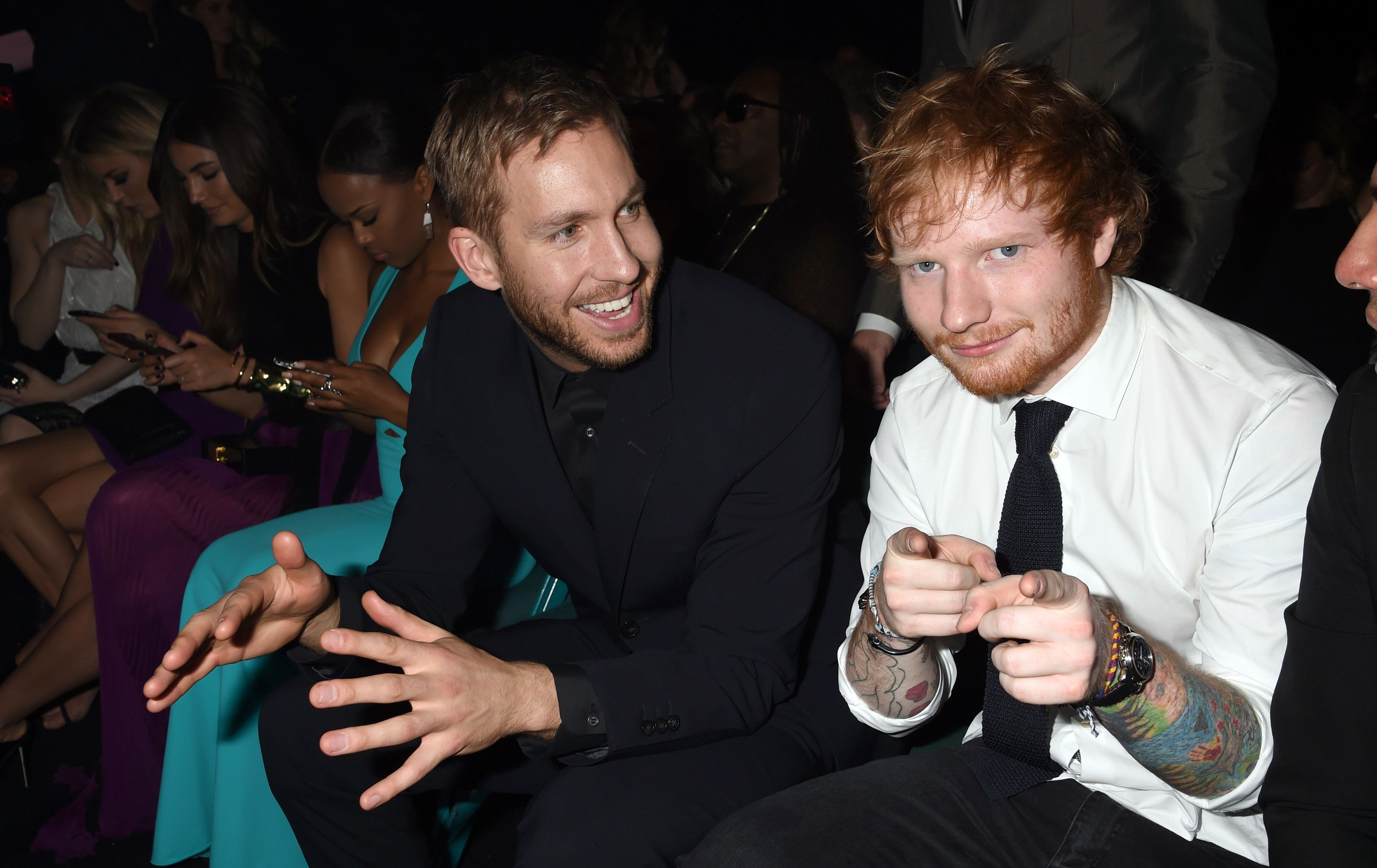 Calvin Harris And Ed Sheeran Leap Up Sunday Times Richest Musicians