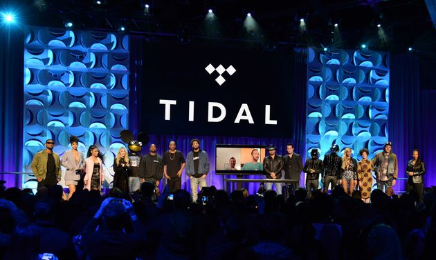 The infamous #TIDALforALL event in March