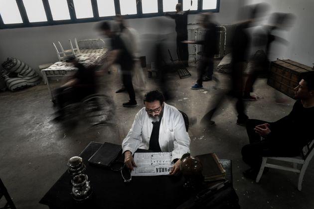 O «Θάλαμος αρ. 6» του Εθνικού Θεάτρου στις φυλακές