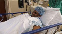 Μια γυναίκα υπέφερε από συνεχή ρινική καταρροή. Αποδείχθηκε πως αυτό που έσταζε ήταν υγρό από τον εγκέφαλό