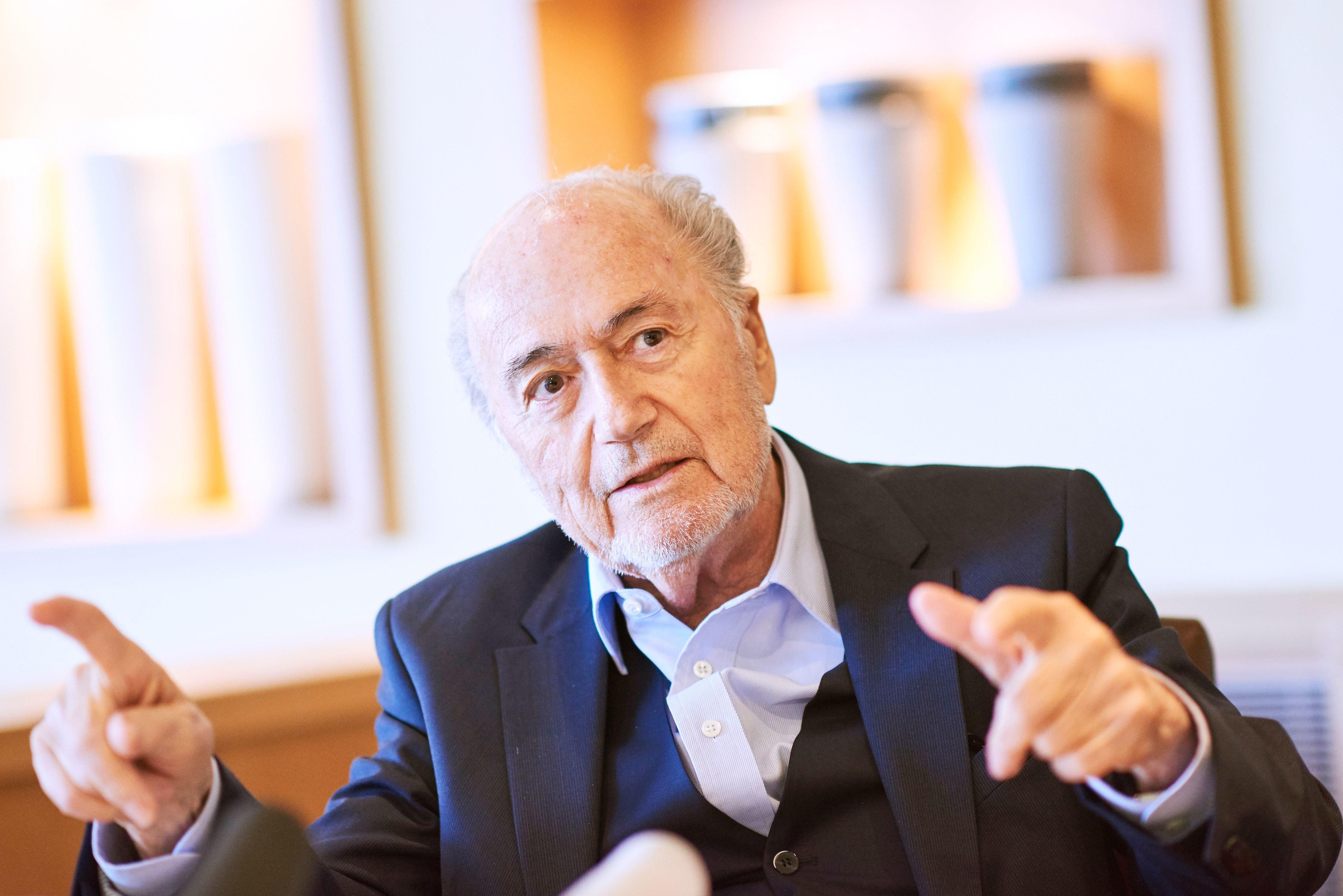 Mondial 2026. Blatter réaffirme son soutien au dossier marocain