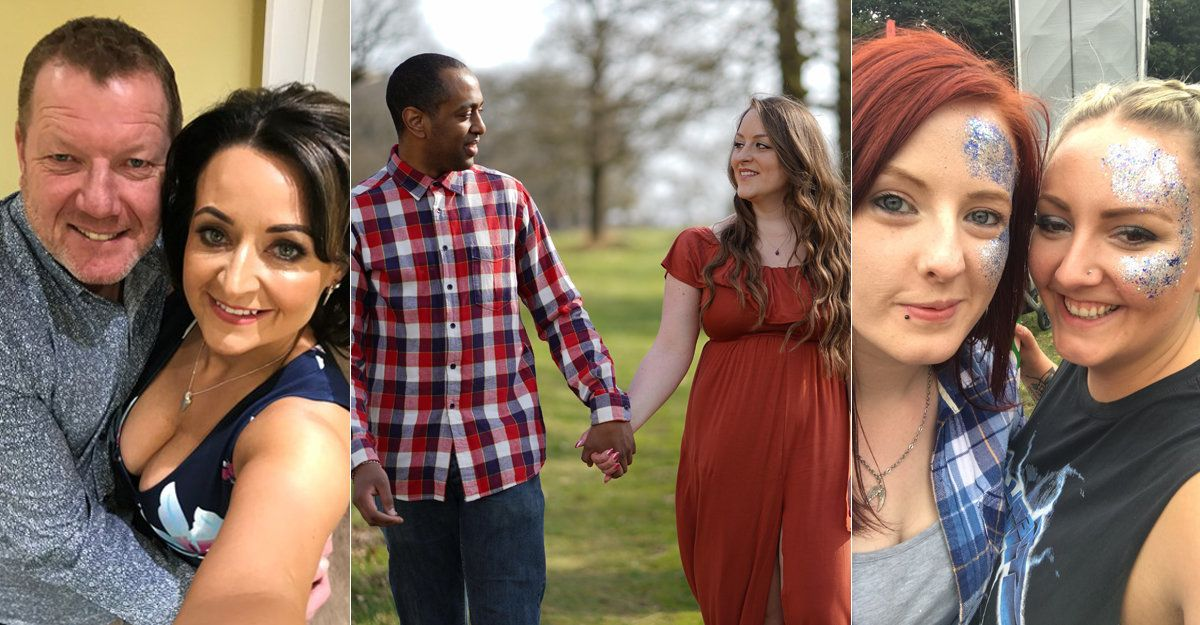Step Aside Harry And Meghan! Meet The Other Couples Getting Married On The Day Of The Royal Wedding