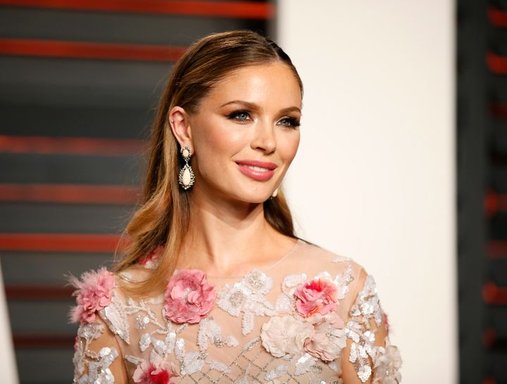 In a new interview with Vogue, fashion designer Georgina Chapman claims ignorance about her husband's history with women. Chapman recently divorced former film producer Harvey Weinstein.