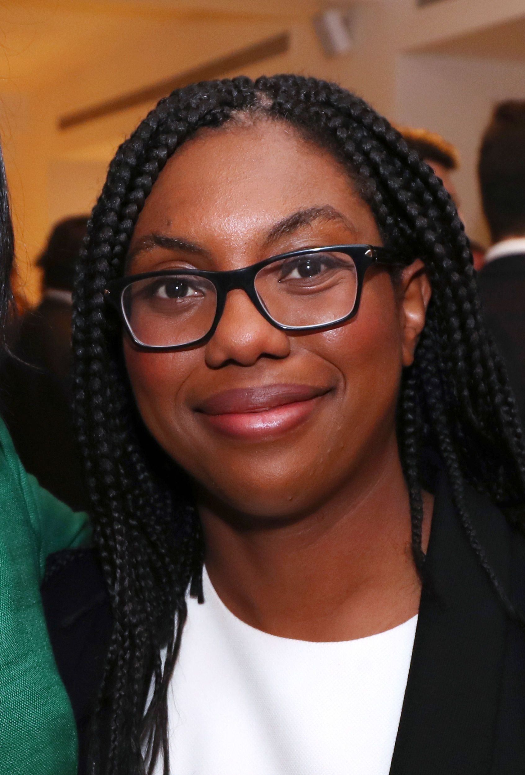 Kemi Badenoch Tells Tories Not To Get 'All Sweaty' About Theresa May