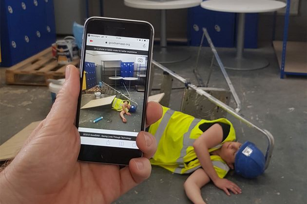 The Emergency Services Can Now Video Call Anyone Using A